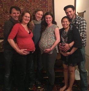 Birth Journey Couples class Marin