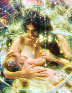 Breastfeeding Basics Class Marin - Entheon Gaia by Adam Scott Miller